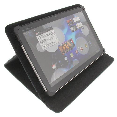 foto-kontor Tasche für Medion Lifetab P9514 LifeTab E10311 Lifetab X10302 Lifetab P9701 BookStyle Tablettasche Schutz