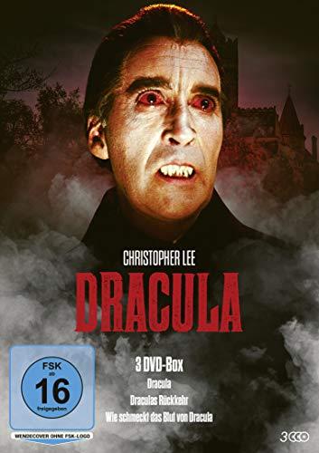 Dracula - 3 DVD-Box