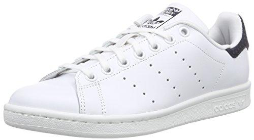adidas Originals Stan Smith, Sneakers Basses femme Blanc (Legend Ink S10/Ftwr White/Gold Met.)