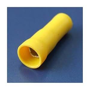 5.0mm Socket Terminal - Yellow
