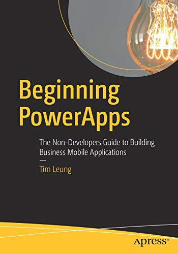 Beginning PowerApps: The Non-Dev...