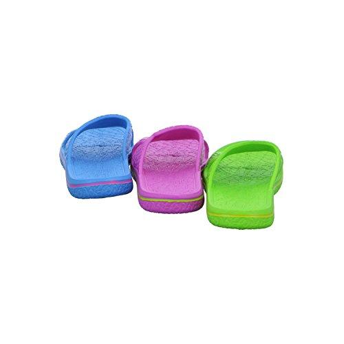 Galop 701201 Damen Badepantoletten Mehrfarbig (Mehrfarbig)