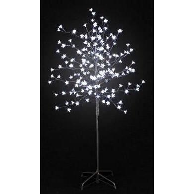 deco-noel-arbre-fleur-lumineux-200-led-blanc-froid-hauteur-150-cm