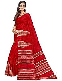 Florence Blue Bhagalpuri Silk Printed Saree With Blouse(FL-PT-PCSB01)