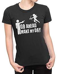 f4a8f068d23c Amazon.es: san valentin - Camisetas, tops y blusas / Mujer: Ropa