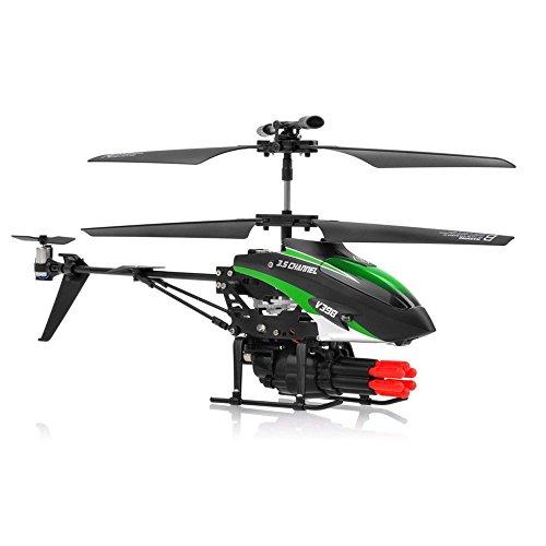 RC Modellbau-Hubschrauber mit Schussfunktion - 5