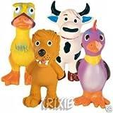 Set von 4Sortiment Tiere