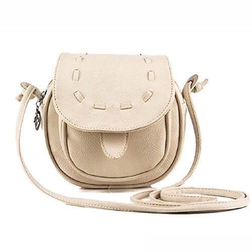 Susenstone Bella Cute Girl cuoio dell'unità di elaborazione mini piccola spalla regolabile borsa del sacchetto A