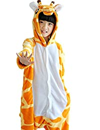 Tonwhar® Children's Halloween Costumes Kids Kigurumi Onesie Animal Cosplay