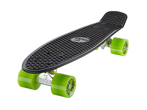 Ridge Skateboard 55 cm Mini Cruiser Retro Stil