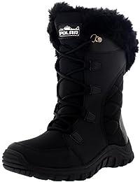 bottes de neige femme chaussures et sacs. Black Bedroom Furniture Sets. Home Design Ideas