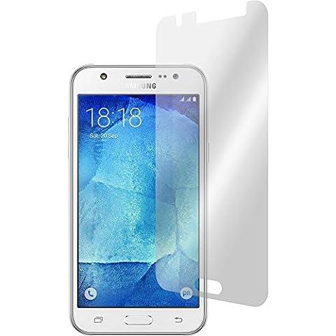 4 x Samsung Galaxy J5 (2015 - J500) Film de Protection clair PhoneNatic Protecteurs Écran