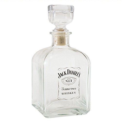 Jack Daniel 's Label Logo Glas Dekanter
