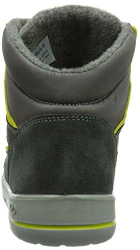 Ricosta Uwe Jungen Hohe Sneakers Grau (grigio 482)