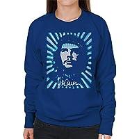 Sidney Maurer Original Portrait of Che Guevara Silhouette Women s Sweatshirt a4fff57f53a