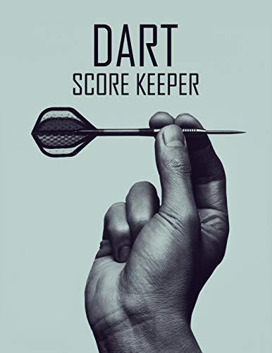 Dart Score Keeper: 100 Darts Score Sheets, Darts Game, Dart Score Pad -