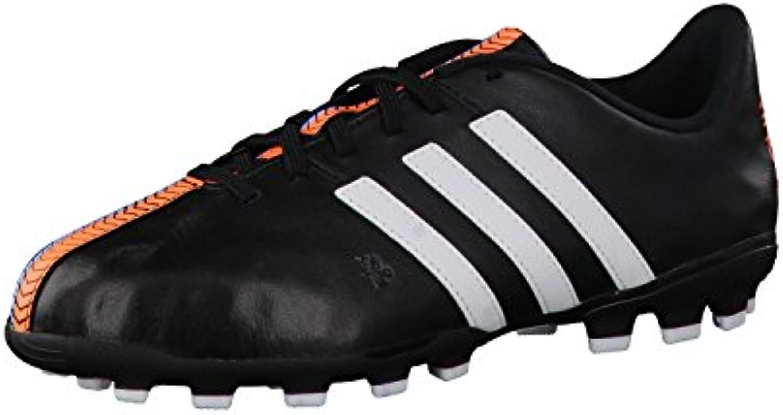 adidas 11nova trx de ag chaussures de trx foot enfant noyau noir noir / ftwr Blanc  / flash orange s15 taille: 36 (ue) 076afd