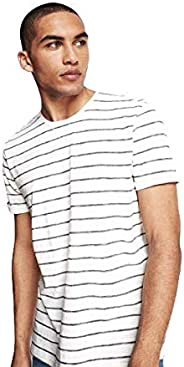 Springfield - Basic T-Shirt - ivory