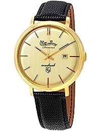 Lucien Piccard Seashark LP-18115-YG-10 - Reloj automático para Hombre con