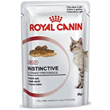 Royal Canin Instinctive Jelly Wet Pouch Cat Food 85 g (Pack of 12)