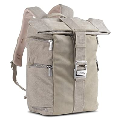 National Geographic Private Collection Medium Backpack for Personal Gear, DSLR Camera and 15.4 inch Laptop - camera-backpacks