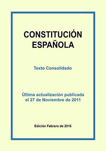 Constitución Española por Carlos Morales