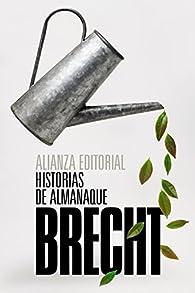 Historias de almanaque par Bertolt Brecht