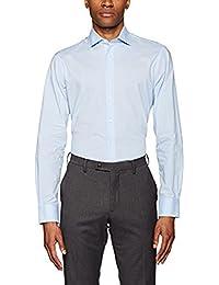 Hackett London Hkt Htooth BC, Camisa Para Hombre