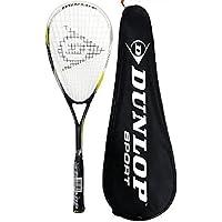 Dunlop Nanomax Ti Squash Racket + Carry Case RRP £70