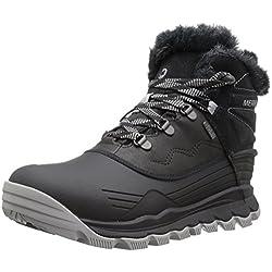 "merrell women's thermo vortex 6"" waterproof high rise hiking boots - 41RozYDUYuL - Merrell Women's Thermo Vortex 6″ Waterproof High Rise Hiking Boots"