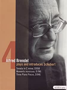 Alfred Brendel - Plays and Introduces Schubert: Piano Works, Vol. 4 (NTSC)