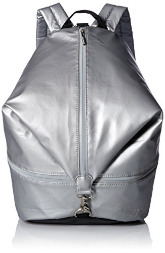 New Balance Damen Performance Rucksack, Damen, Silberfarben metallisch, Einheitsgröße