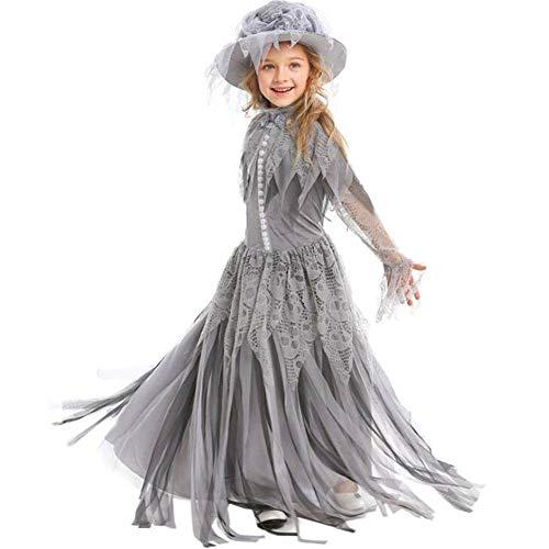 Kunst Kostüm Performance - QWE Halloween Kostüm Geister Prinzessin Cosplay Braut Blume Kinderbekleidung Kunst Fotografie Foto Service Kinder Performance Kleidung