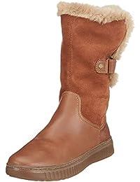 70b5864bbce Amazon.es: botas altas - Media pierna / Zapatos: Zapatos y complementos