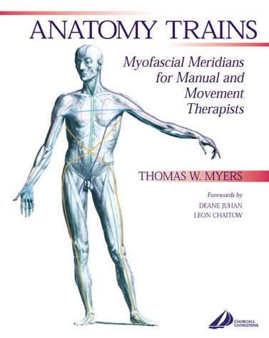 Anatomy Trains by Tom Myers (20-Sep-2001) Paperback - Anatomy Myers Tom Trains