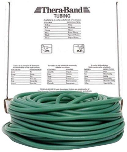 Thera-Band Tubing 30,50 m, stark/grün -
