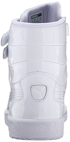 Sintéticos Patente Ii Relevo Ténis Céu Brancos Oi Puma SF8x4qC