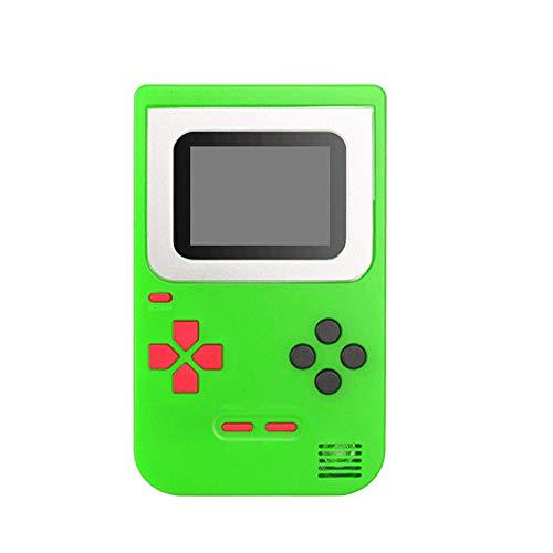 onsole, 2 Zoll HD Bildschirm, Handspielkonsole mit 268 Klassische Spiele, Handheld-Spielekonsole Geburtstagsgeschenke für Kinder ()