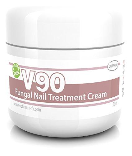 Crème de traitement pour les mycoses des ongles sans parabène V90 - 50 grammes