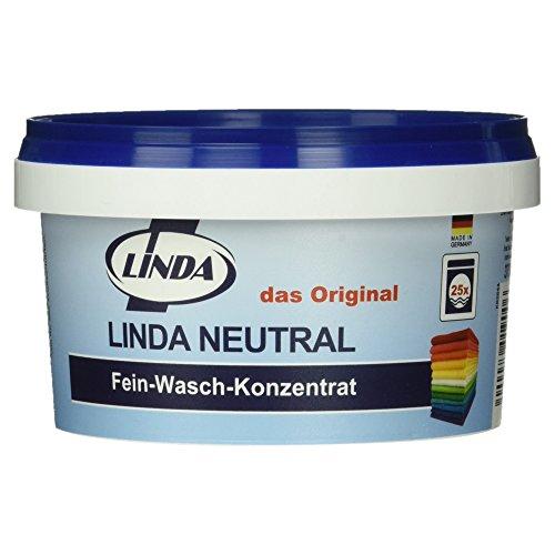 Linda Neutral Feinwaschkonzentrat, 25 Waschladungen
