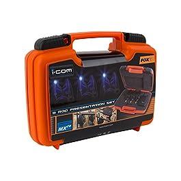 Fox Micron MX Coffret centrale 3 détecteurs de produit neuf 2104 Bleu
