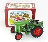 Kovap Blechspielzeug - Traktor Fendt F 20 DIESELROSS von KOVAP