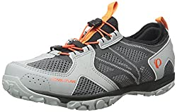 Pearl Izumi Men s X-ALP Drift IV Cycling Shoe Shadow Grey/Black 6.9 D(M) US