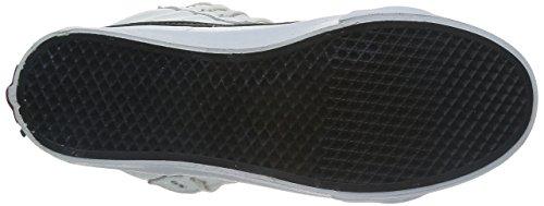 Vans SK8-HI SLIM Unisex-Erwachsene Hohe Sneakers Weiß