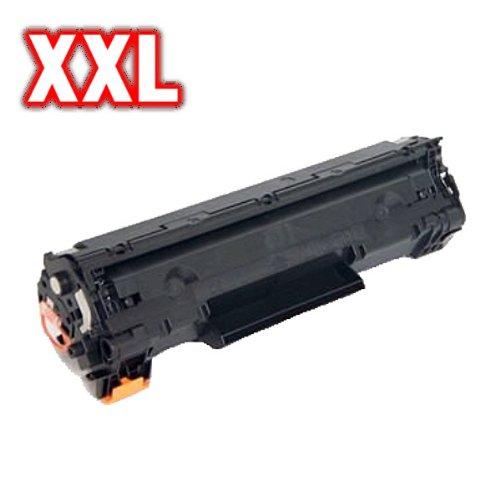 Print-Klex Kompatible Toner schwarz für HP CB436A 36A LaserJetP1504 LaserJet P1504N LaserJet P1505 LaserJet P1505N LaserJet P1506 LaserJet P1506N Tonerkartusche