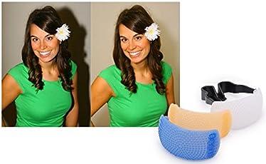 Generic 3 Color Pop Up Hot-Shoe Flash Diffuser Set for DSLR Cameras (CANON, NIKON)
