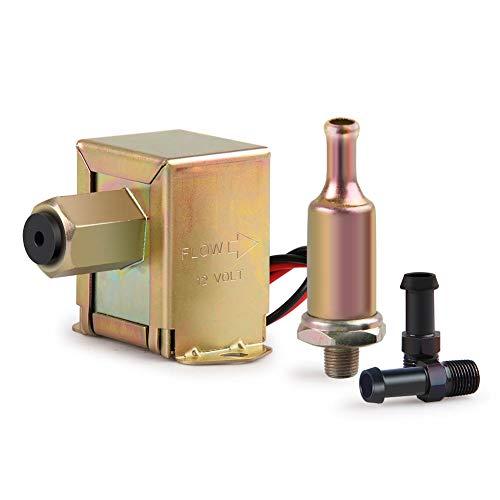 HZTWFC Pompe /à essence /électrique universelle dessence diesel 12V HEP-02A HEP02A /à basse pression OEM #