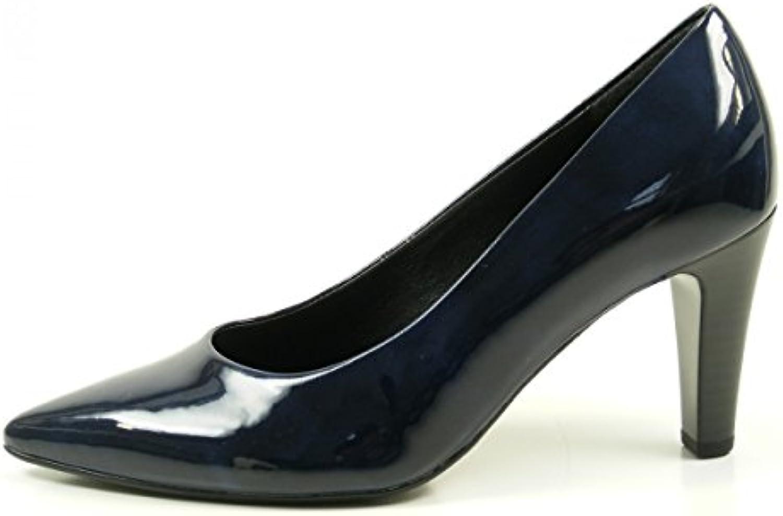 Gabor 41-280 Schuhe Damen Lack Pumps Weite F