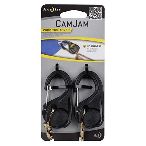 Cam Jam Carabiner 2PK