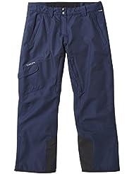 tog24Salopette de ski pour femme pantalon pour femme Tailles 8–18Bleu marine
